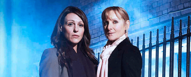 Scott & bailey clip janet talks online dating